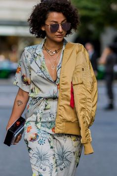 Who What Wear attended Stockholm Fashion Week's F/W 17 shows—here are our favorite street style looks.