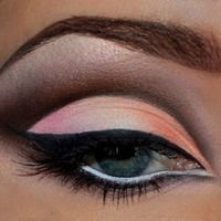 Screw smokey eye! this is super simple and awsome! JK! love smokey eye, but this is very lovely