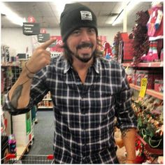 How cool would that be to see Dave at a CVS? I would die.