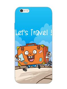 9061cca83421 Let s Travel - Buy Online - Designer Mobile Phone Case Cover for iPhone 6  Plus