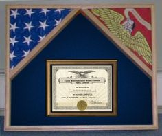 12 Best Flag And Certificate Display