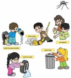 Se recuerda a la población las medidas a tener en cuenta para evitar la propagación del #dengue