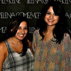 Associate Editor Haley And Selena Gomez
