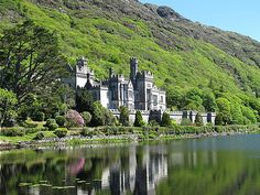 Kylemore Abbey, Ring of Kerry Ireland