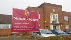 Stalham High School.