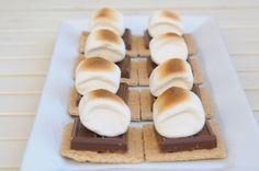 smores yummy marshmallow chocolate