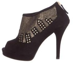 Kate Spade New York Realtor Suede Booties #Sponsored, #Promotion, #PaidAd, #ad, #affiliatelink