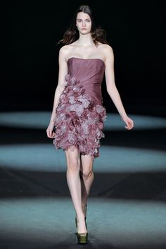 Christian Siriano Fall 2011 Ready-to-Wear Fashion Show