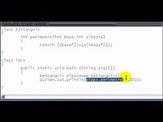 Tutorial 27 - Imparare Java - #Cor #Imparare #ITA #Italiano #Java #Linguaggio #Niktorthenat #Programma #Programmare #Programmazione #Realizzare #Scrivere #Scuola #Software #Tutorial #Video http://wp.me/p7r4xK-OU