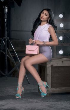 Nadine Lustre for Parisian Shoes and Bags