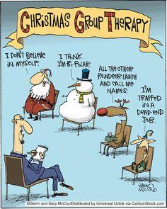 Christmas Jokes, Christmas Cartoons, Merry Christmas, Funny Christmas Quotes, Funny Cartoons, Funny Jokes, Hilarious, Funny Laugh, Therapy Humor