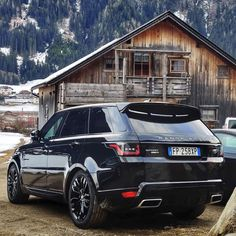 Toyota Tacoma Sport, New Range Rover Sport, Discovery 5, Land Rover Models, Range Rover Supercharged, Dream House Exterior, Luxury Suv, Expensive Cars, My Ride