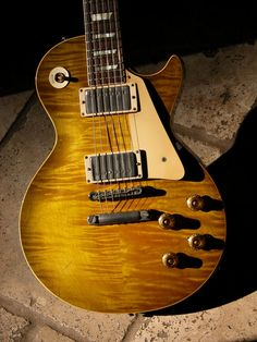 Nicky (1959 Gibson Les Paul) - CharlesDaughtry
