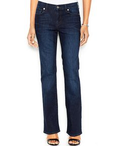 Lucky Brand Brooke Mid-Rise Bootcut Jeans, Serpentine Wash - Jeans - Women - Macy's