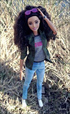 Barbie doll Fashionistas 55 photo by Gudy
