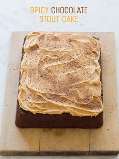 Looking for a way to incorporate peanut butter into your baking? Try this recipe for peanut butter buttercream frosting from Spoon Fork Bacon!