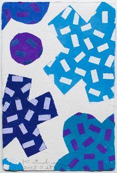 Stars and dots pattern by Japanese textile brand SOU · SOU | www.sousou.co.jp                                                                                                                                                                                 More