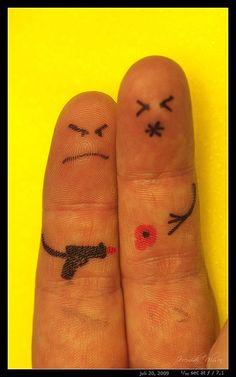 Mob Fingers