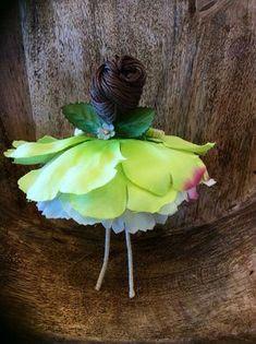 Pinspot Flower Darling Dawn Doll by Pinspot on Etsy