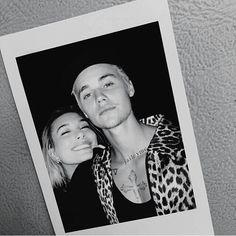 Justin Bieber and Hailey Baldwin pinterest: palearcticgirl