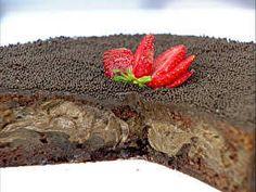 Bolo de Chocolate Recheado de Forno - Foto de Mais Você na TV