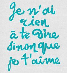 """""""Je n'ai rien à te dire sinon que je t'aime. Correspondances amoureuses"""" 17 septembre 2014 au 15 février 2015 musée des Lettres et Manuscrits.  222, boulevard Saint-Germain, 75007 Paris  Métro Rue du Bac, Sèvres-Babylone, Saint-Germain-des-Prés,  RER C : Musée d'Orsay.  Bus 63, 68, 69, 83, 84 ou 94.  Du mardi au dimanche de 10 à 19h, nocturne le jeudi jusqu'à 21h30. 7 ou 5€."""