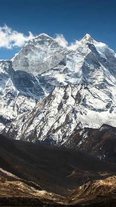 unbelievable view of mountain