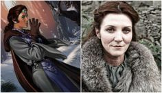Livres VS Série : voilà à quoi ressemblent les personnages de Game of Thrones