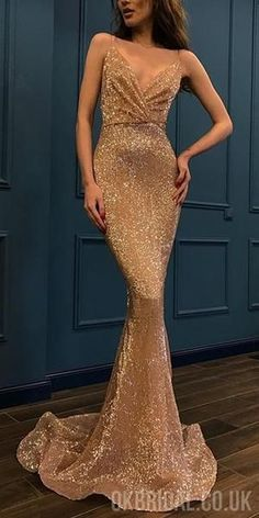 Sparkly Sequin Different Colors Mermaid Backless V-neck Sexy Prom Dresses, Fancy dresses - Fancy prom dresses - Evening party dresses Sparkly Prom Dresses, Homecoming Dresses, Sexy Dresses, Beautiful Dresses, Evening Dresses, Girls Dresses, Bridesmaid Dresses, Formal Dresses, Different Prom Dresses