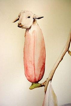 Amy Ross. Goat Magnolia.