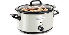 Crock Pot Slow cooker l vit Slow Cooker Huhn, Crock Pot Slow Cooker, Slow Cooker Chicken, Crock Pot Recipes, Slow Cooker Recipes, Easy Recipes, Slow Cooking, Multicooker, Food Science