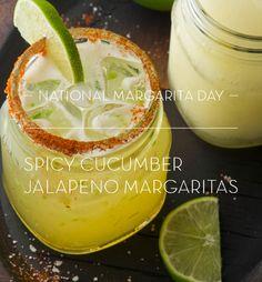 National Margarita Day Just Got a Whole Lot Spicier