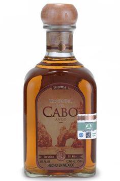 Hacienda del Cabo Tequila - añejo bottle - 2010
