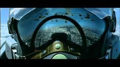 Mirage 2000 - Pushing The Limits - I like this video with Audiomachine [Remixed]-Fire and Honor [Matt Lange Remix] also.
