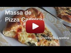 Pizza- a verdadeira massa Italiana de pizza