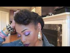 FALL back into Protective Styling! - A Hair Styling Tutorial for Naturals