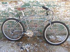 Gary Fisher Klunker - reproduction of the original mountain bike