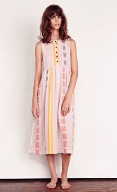 ace&jig spring14 crayon cliff dress