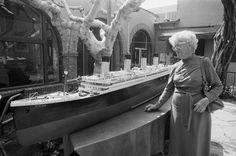 """Die Unermüdliche: Manche """"Titanic""""-Überlebende zogen sich zurück,..."""