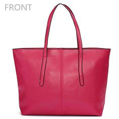 Classic Women's Simple Design Tote
