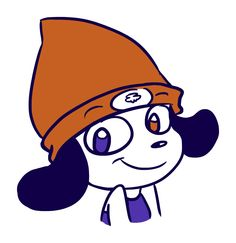Omg guys, what about heterochromatic Parappa?