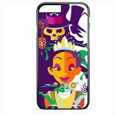 Princess Frog Retro Art TATUM-8924 Apple Phonecase Cover For Iphone SE Case