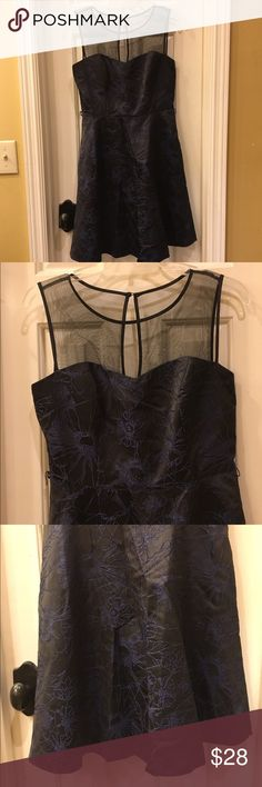 Jessica Simpson NWT dress Size 6 and 8 NWT dress is fully lined with a back zip closure Size 6 and 8 are available retail tags attached no flaws Jessica Simpson Dresses Midi