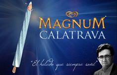 Frigo anuncia el nuevo Magnum Calatrava