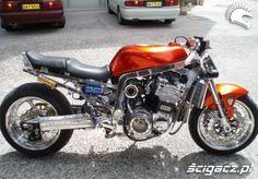 Suzuki GSXR 1100 custom