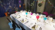 1000 images about dinner party theme retro on pinterest for Y kitchen rules season 5