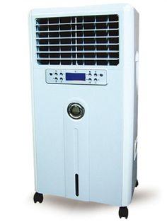 Raffrescatori d'aria ad evaporzione consigliati per il raffrescamento di aree da 50 mq