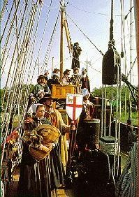 Outdoor Drama - THE LOST COLONY: Americas Beginning by Paul Green - Manteo - Outer Banks Coastal North Carolina