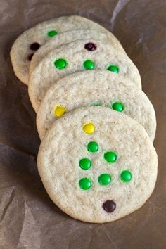 Chewy Gluten Free Sugar Cookies - Gluten-Free on a Shoestring