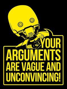 K-2SO Rogue One Star Wars meme .... K-2SO by Imajinn-Design on DeviantArt